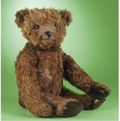A Strunz-type teddy bear