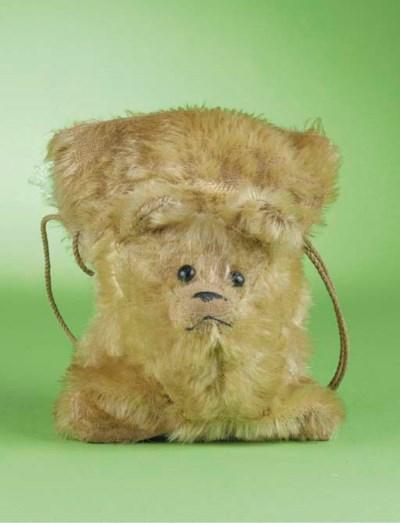 A rare British teddy bear Doro
