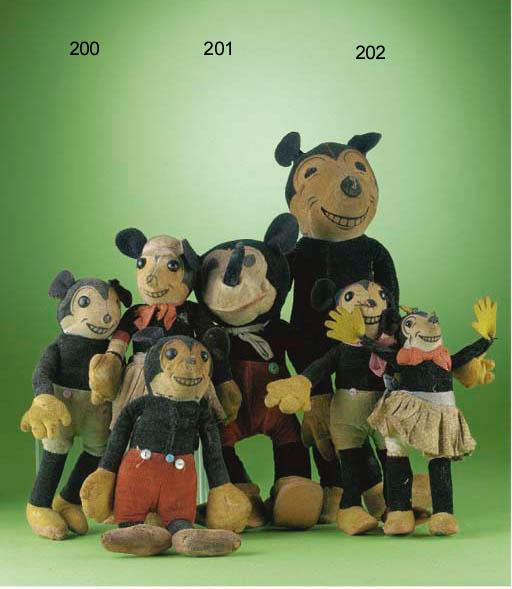 A Dean's Rag Book Co. Mickey a