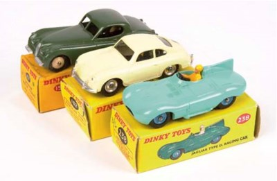 Dinky Sports Cars
