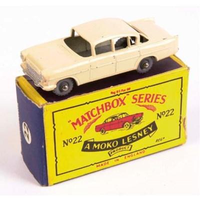 Lesney Matchbox 1-75 Series, l