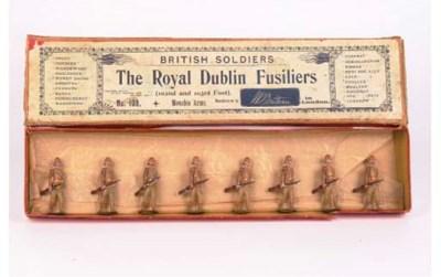 A Britains set no 109 Royal Du