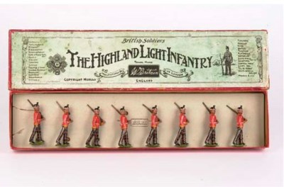 A Britains set no 213 Highland