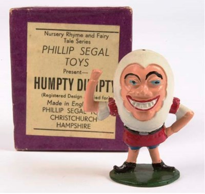 A Philip Segal Humpty Dumpty