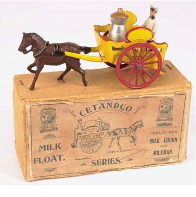 C E Turnbull and Company Horse