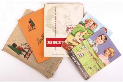Britains Ex-Factory Catalogues