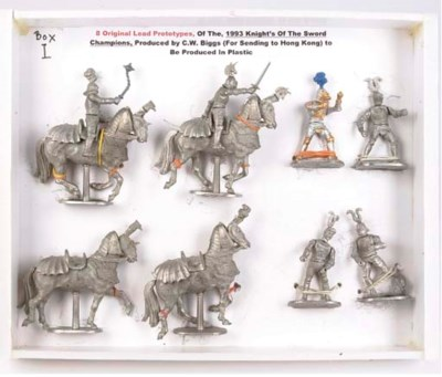 Britains 'Knights of the Sword