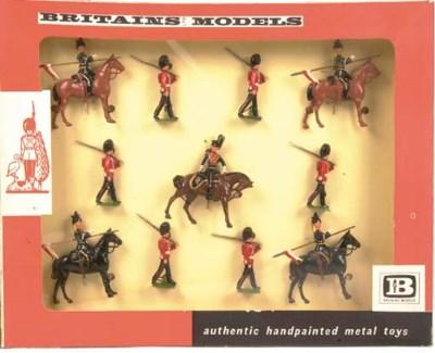A Britains Set 9345 Royal Fusi