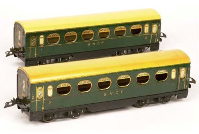 Trains Hornby mixed four-axle