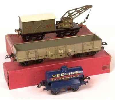 Hornby Series two- and four-ax