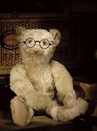 'Mr Edward Bear', a fine Steif