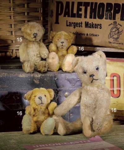 A small Bing teddy bear