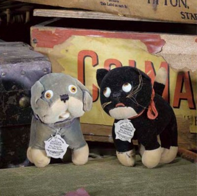 Farnell Dinkie and Blinkie des