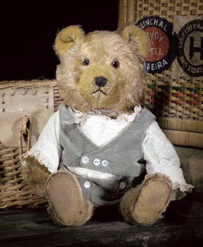 A Chiltern Ting-a-Ling Teddy B