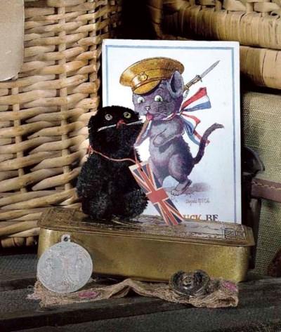 A Farnell Mascot Lucky Black C