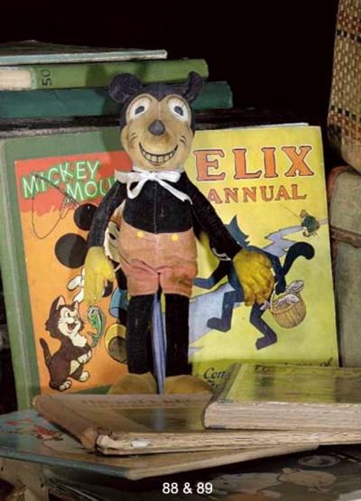A Dean's Rag Book Co. Mickey M