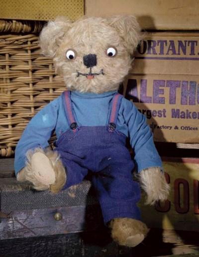 A rare Chiltern Master Teddy