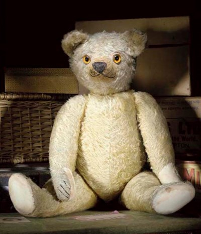 'Big Ted', an early Chad Valle
