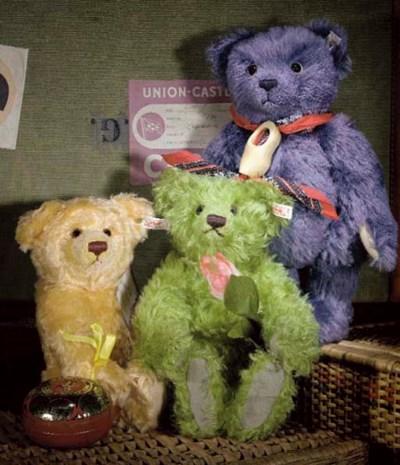 Steiff Limited Edition Bears e