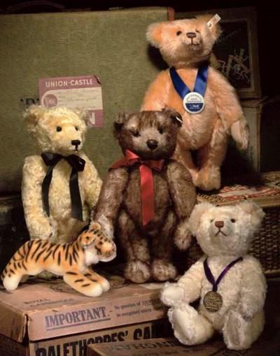 Steiff Limited Edition Bears m
