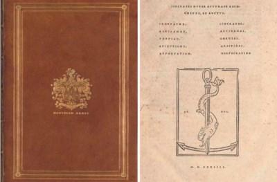 ,ISOCRATES(436-338 B.C.).  Nup