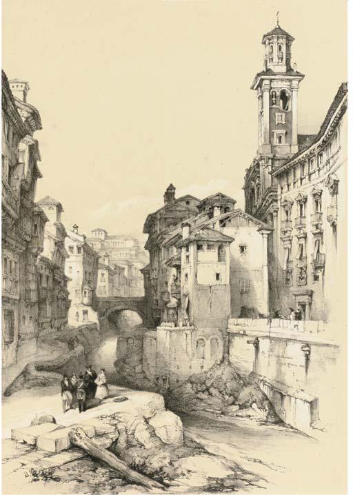 ROBERTS, David (1796-1864).  P