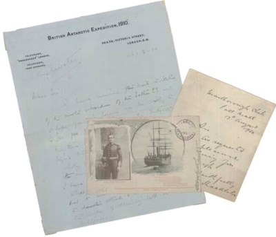 ANTARCTIC EXPEDITIONS 1901 and
