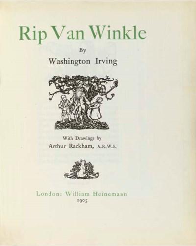 IRVING, Washington (1783-1859)