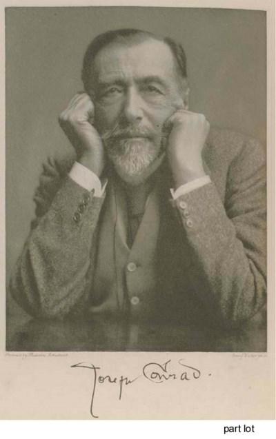 CONRAD, Joseph (1857-1924). La