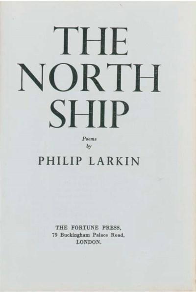 LARKIN, Philip (1922-85).  The