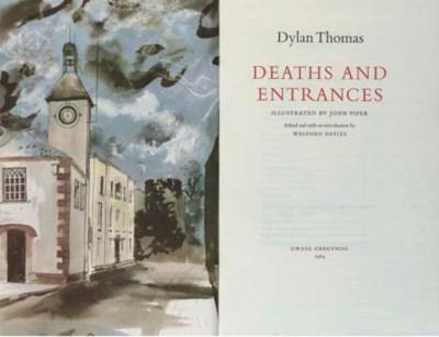 GWASG GREGYNOG -- Dylan THOMAS