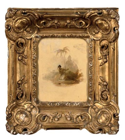 Attributed to William Daniell,