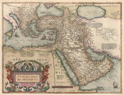ORTELIUS, Abraham (1527-1598).