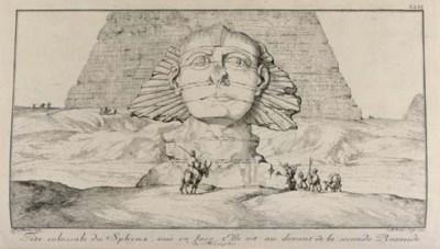 NORDEN, Frederik Ludvig (1708-