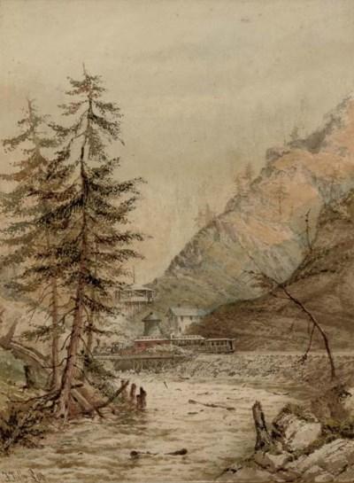 Frederick Tully Lott, 19th cen