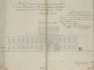 Architectural Plans for buildi