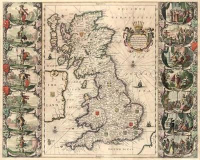 BLAEU, Willem (1571-1638) & Ja