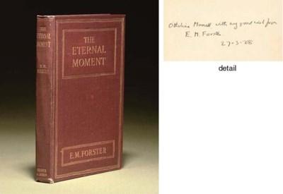 FORSTER, E. M. (1879-1970). Th