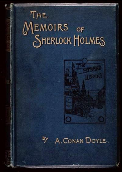 DOYLE, Arthur Conan.  The Memo