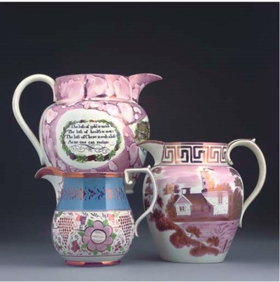 VARIOUS ITEMS OF STAFFORDSHIRE