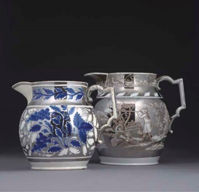 VARIOUS STAFFORDSHIRE SILVER L