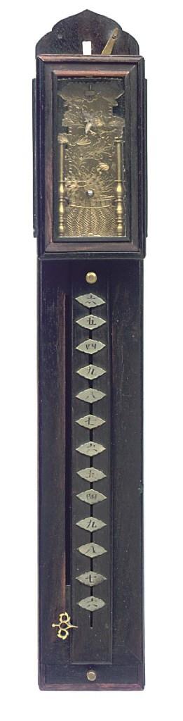 A Japanese hardwood miniature