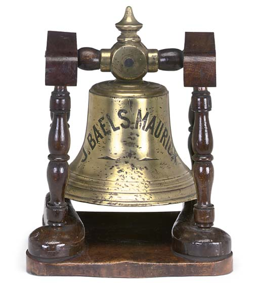 THE BELL FROM THE J. BAELS MAU