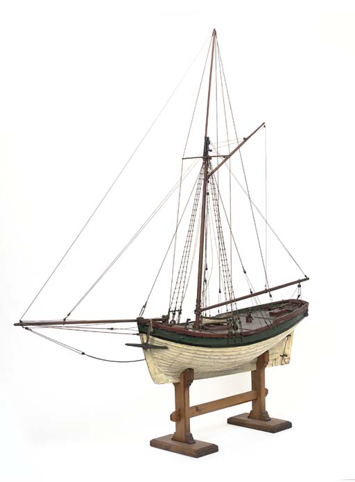 AN EARLY 19TH-CENTURY SAILING