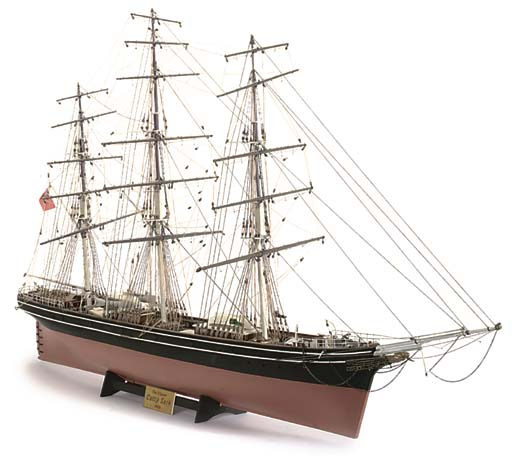A FULLY-RIGGED MODEL OF THE CU