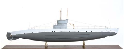 A MODEL OF AN H-21-TYPE ROYAL