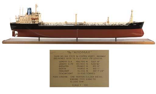 A BOARDROOM MODEL OF THE P & O