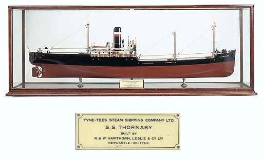 A BUILDER'S MODEL FOR THE S.S.