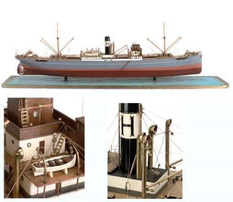A BUILDER'S MODEL FOR THE HARR