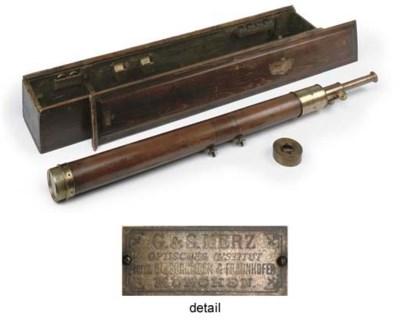 A good 19th-Century mahogany-b
